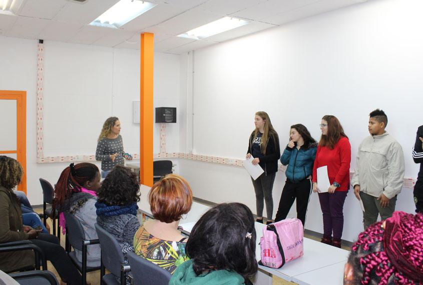 Alumnos de Norte Joven sensibilizan en eficiencia energética