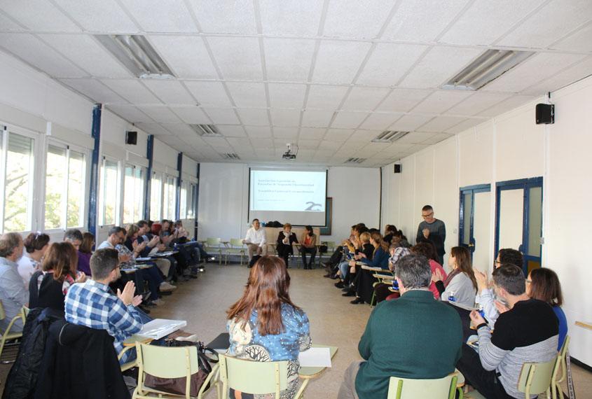 Asamblea de E2O en Norte Joven