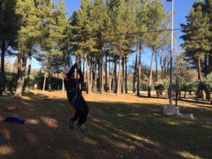 Actividades deportivas para los menores en Los Molinos