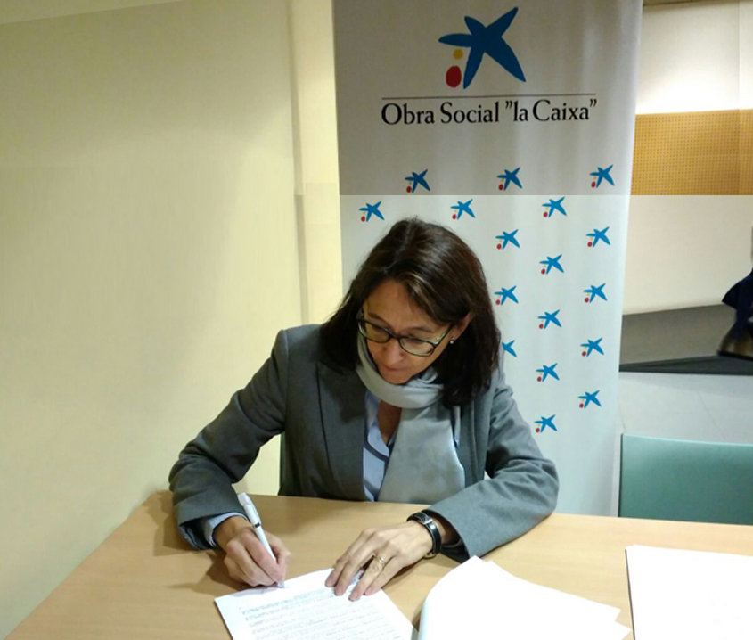 Renovamos el compromiso con Incorpora, para la inserción laboral de colectivos vulnerables
