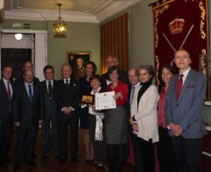 Juntas Directivas de Real Asociación Hidalgos y Norte Joven