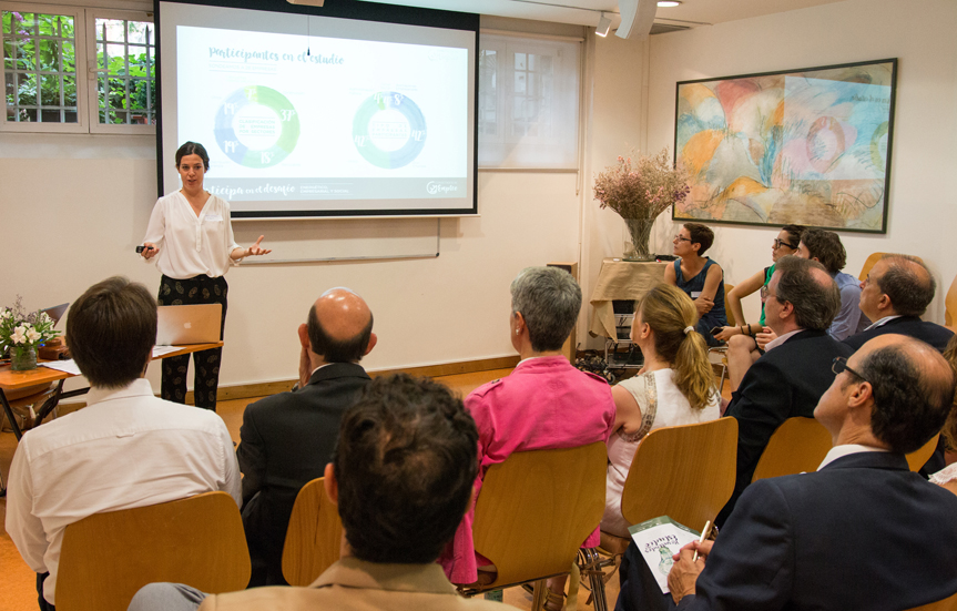 Presentación del Estudio sobre Eficiencia Energética