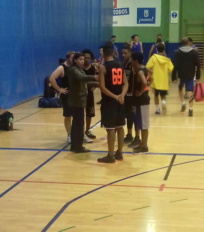 Tres equipos de jóvenes de la asociación en juegos deportivos municipales