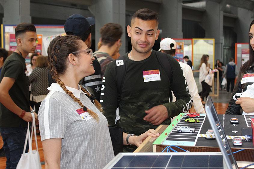 """El proyecto de electricidad de Norte Joven premio a la mejor innovación en """"Cambia tu mundo"""""""