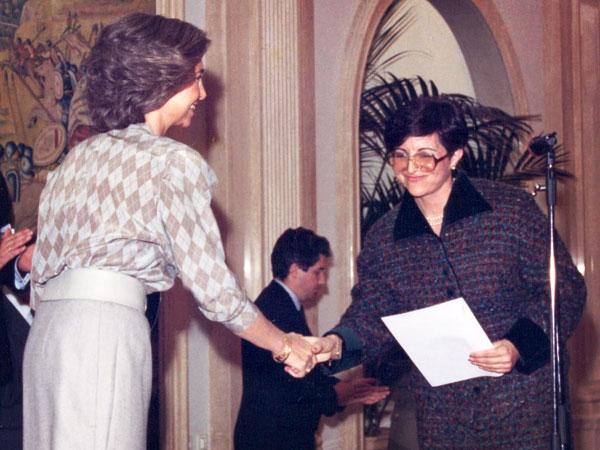 Premio Reina Sofía, de la Fundación CREFAT