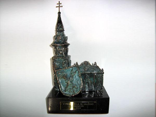 Premio Villa de Vallecas a la Educación