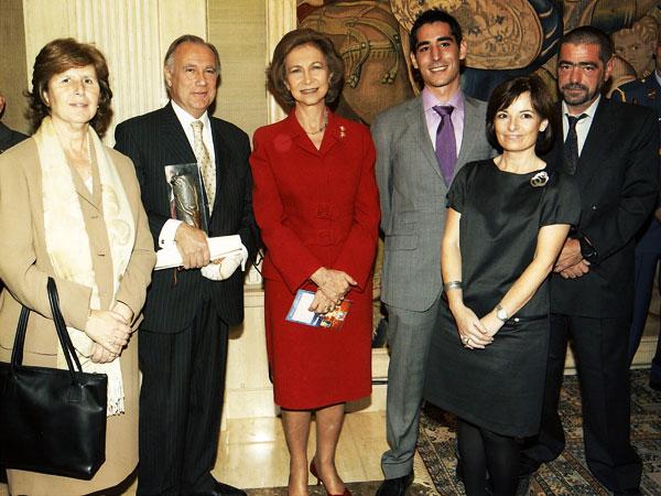 Fundación CREFAT. Premio Reina Sofía