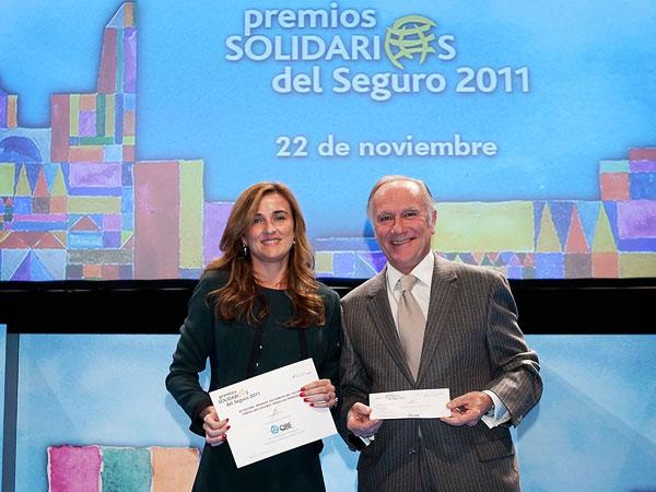 INESE. Premio Solidarios del Seguro 2011