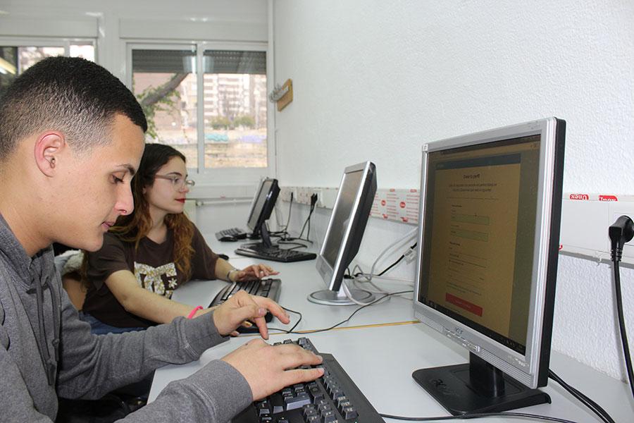 Bankia apoya nuestro proyecto 'Aula de Empleo'