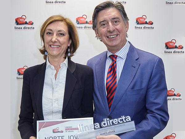 2019 Premio Colaboradores Línea Directa