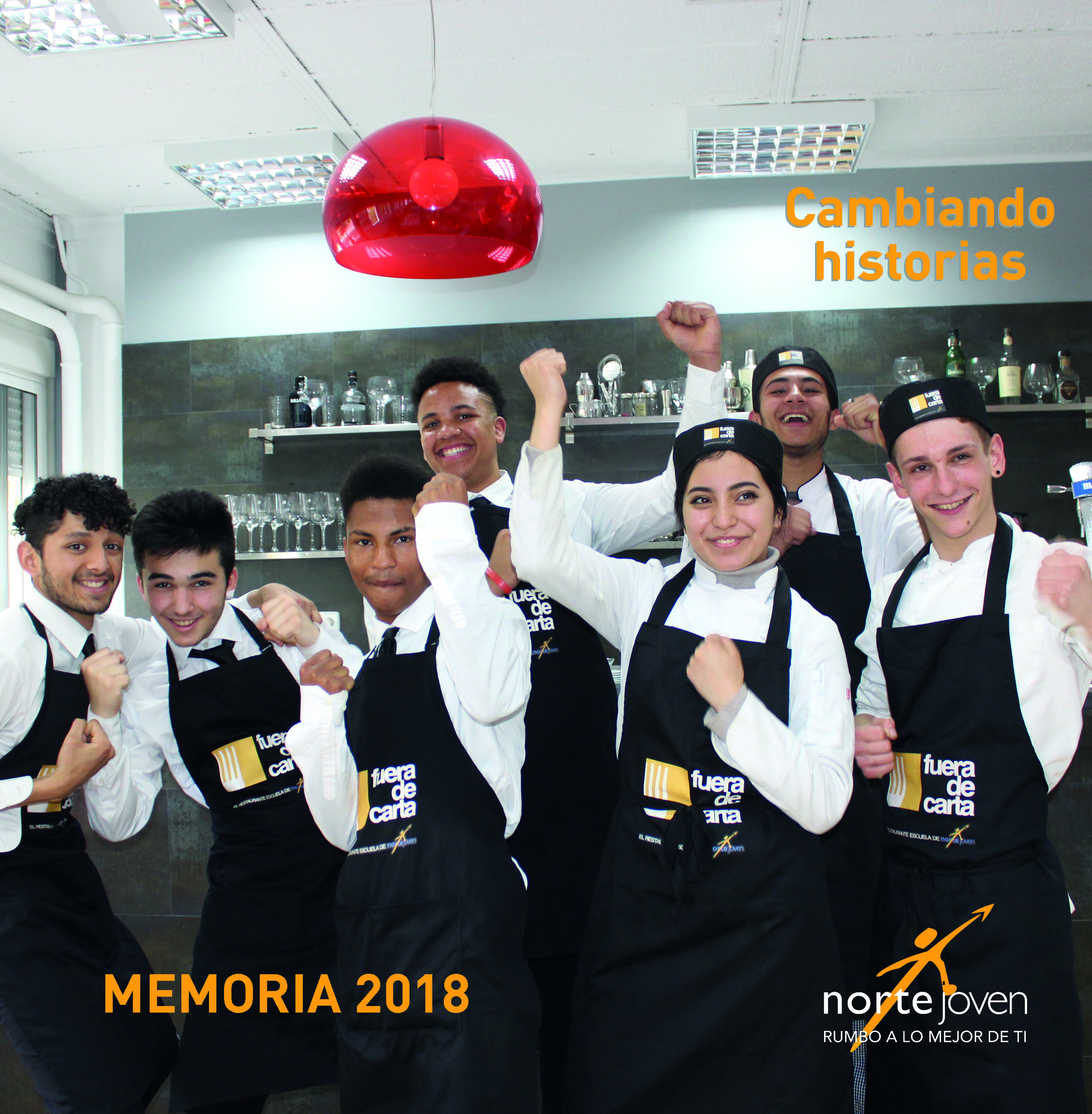 Memoria Norte Joven 2018