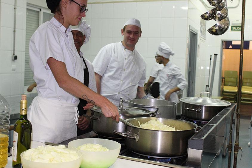 #CambiandoHistorias | Daniel antiguo alumno de Cocina