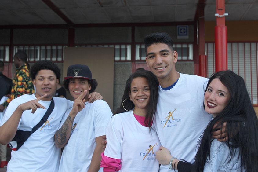 "II Encuentro ""Alumni"" Norte Joven"