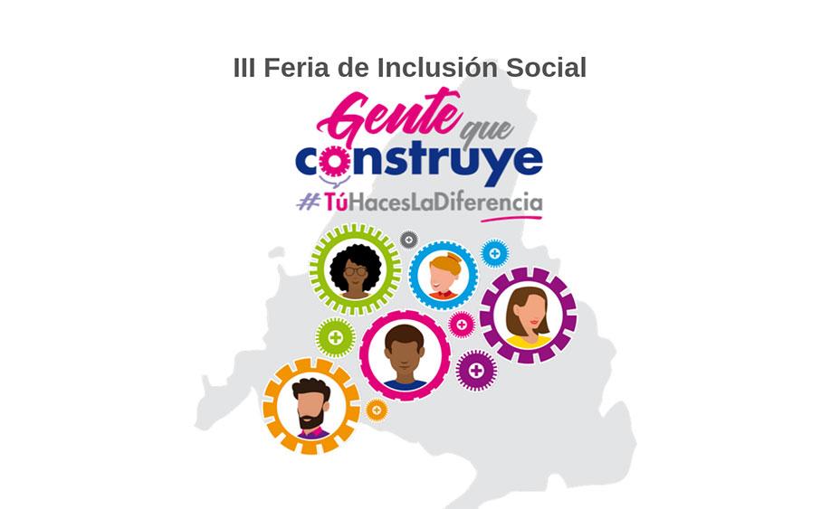 Ven a visitarnos a la III Feria de Inclusión Social