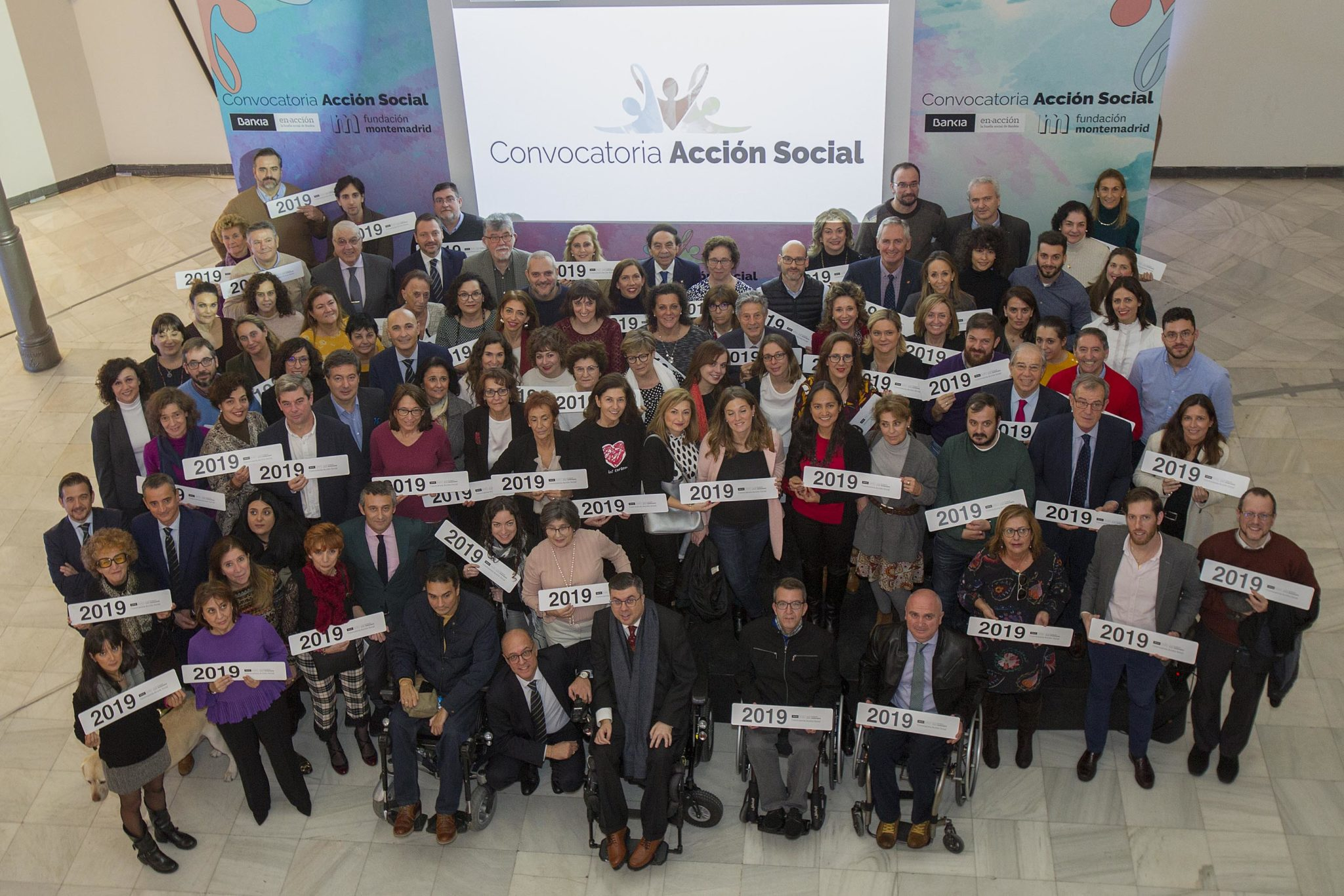 Renovamos el convenio de ayudas de Bankia y Fundación Montemadrid