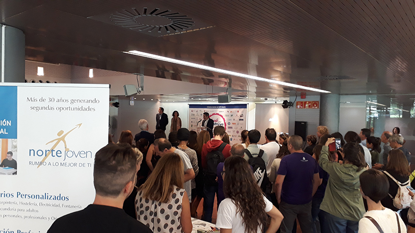 Participamos en la III Feria de Inclusión social