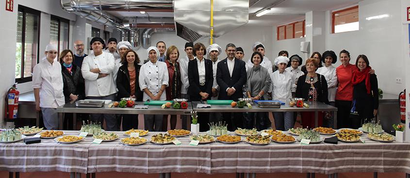 Cocinando el futuro de jóvenes y adultos en Alcobendas