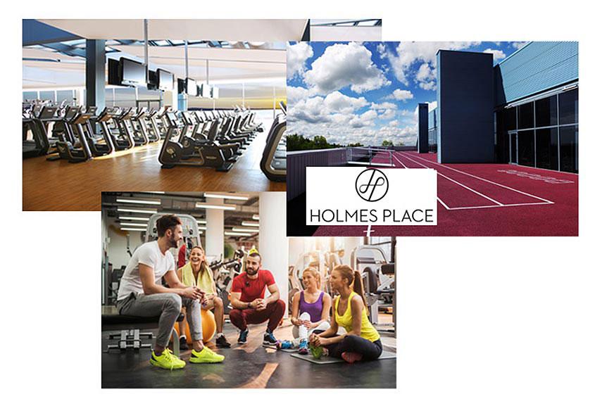 Deporte, salud y bienestar para los jóvenes. Becas Holmes Place