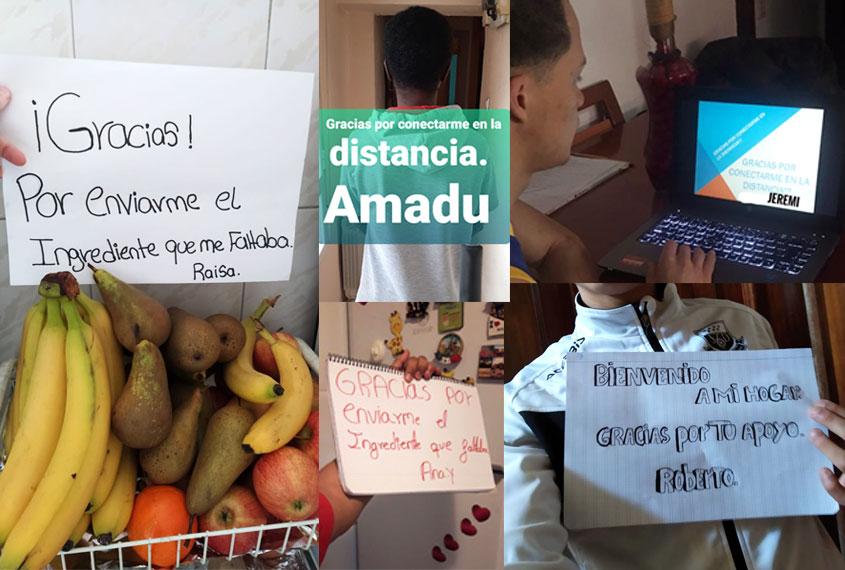 Apoyo de Fundación Endesa para cobertura de necesidades básicas del alumnado