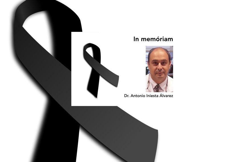 In memóriam, Dr. Iniesta