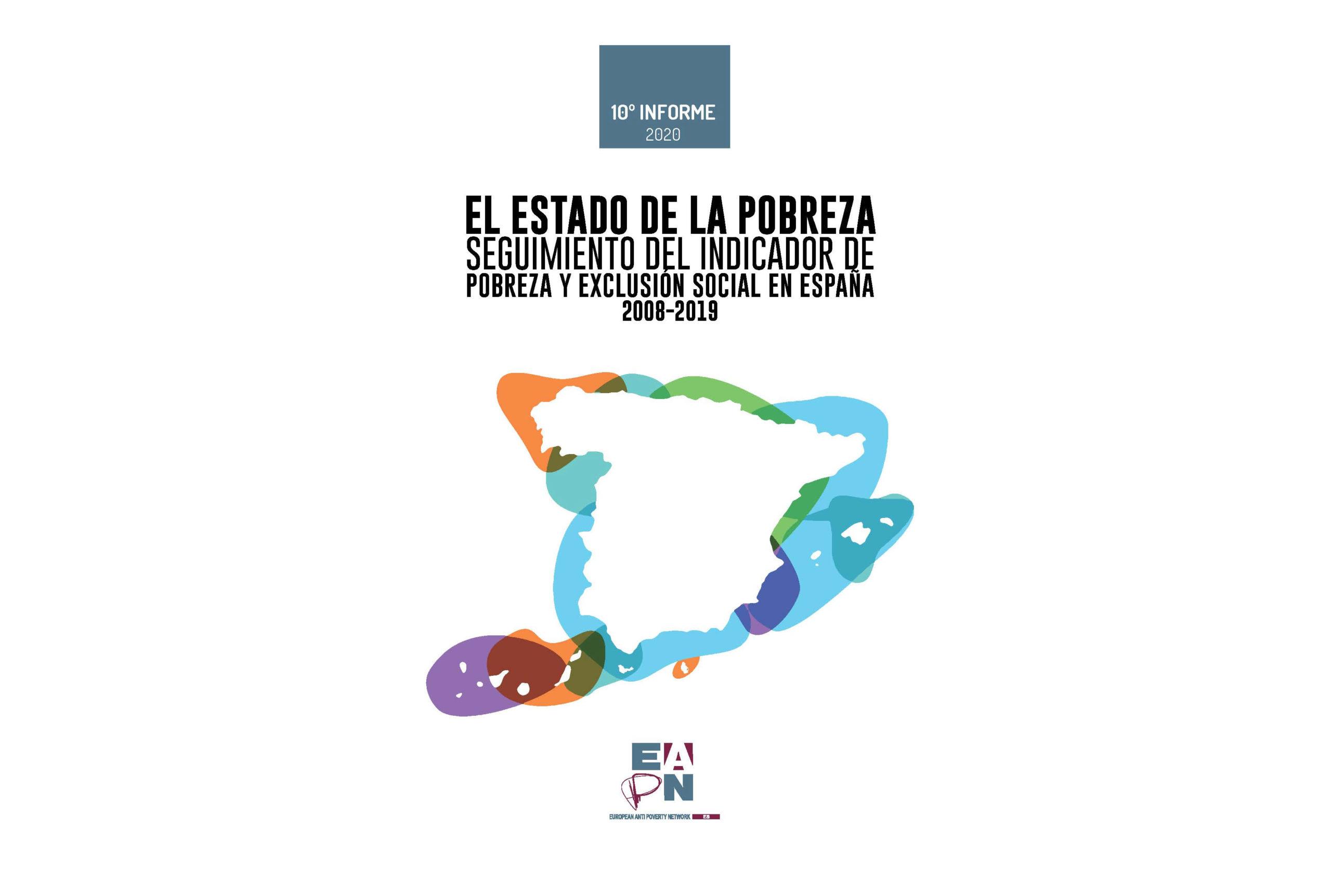 Se presenta el X Informe sobre El Estado de la Pobreza