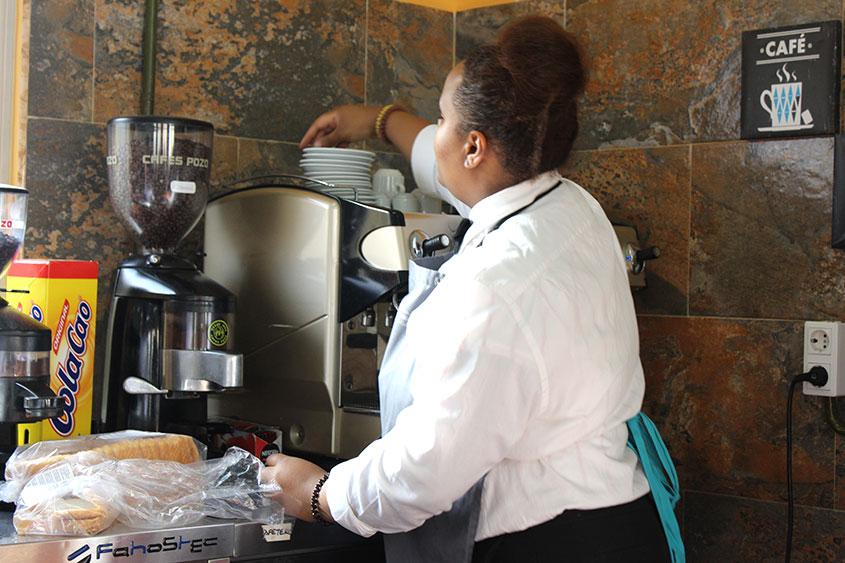 """Desayunos """"Fuera de Carta"""" en Vallecas en 2019"""