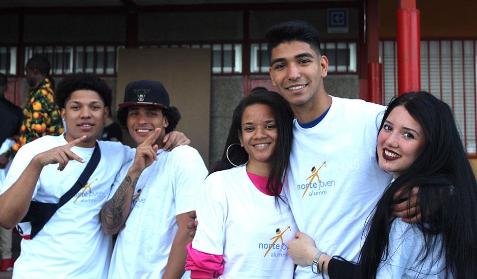"""Programa de apoyo al """"Alumni"""" Norte Joven"""
