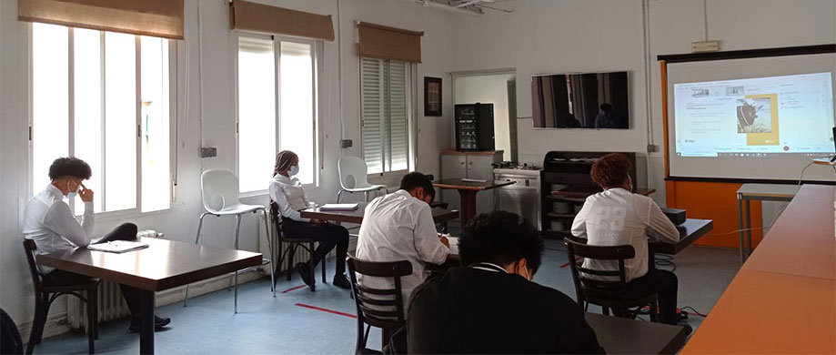 MasterClass de Hostelería con la Fundación Mahou San Miguel