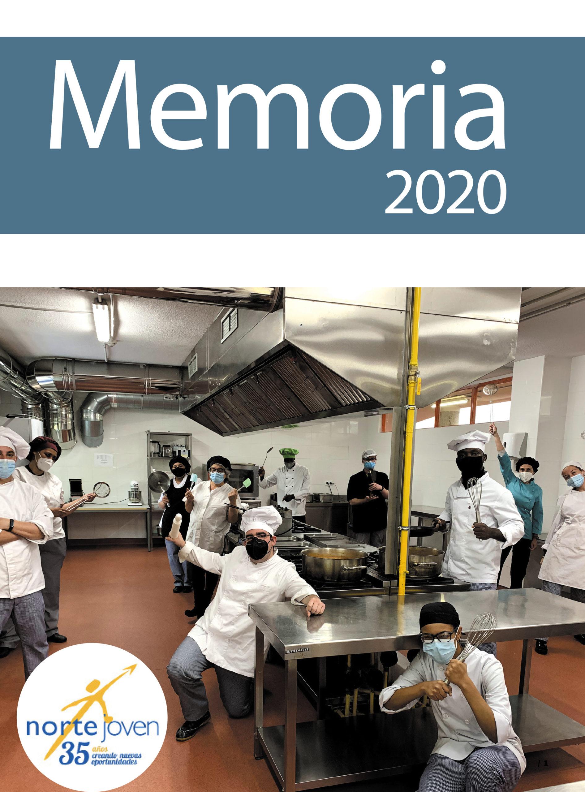 Memoria Norte Joven 2020