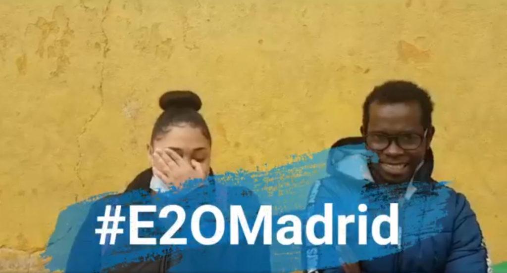 Jóvenes Red E2O Madrid