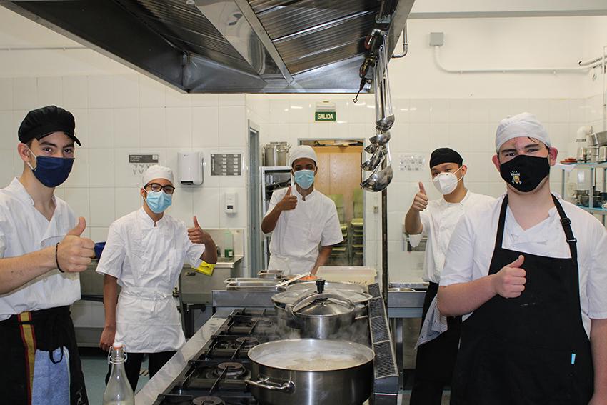 Arranca EbroYoung, la iniciativa social de Fundación Ebro y Asociación Norte Joven para impulsar el empleo juvenil en cocina